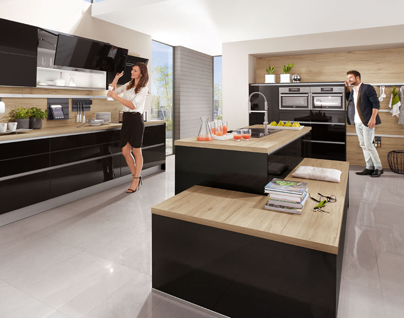 muebles cocinas valladolid desde 1952 grupo castrillo. Black Bedroom Furniture Sets. Home Design Ideas